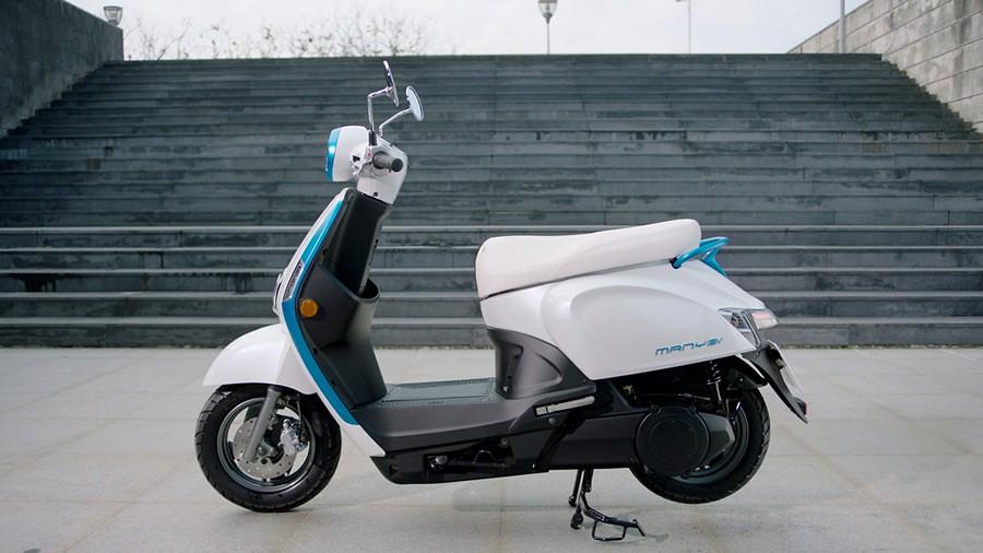 Kymco Ionex EV Scooter 2