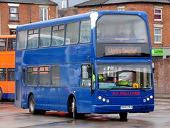 A.C Williams Volvo B7TL (East Lancs Lowlander) HX51 ZRJ