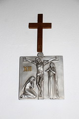 XII: Jesus is crucified