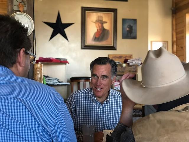 Mitt Romney Mitt Tracker 21 04 18