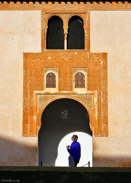 Spain: Granada, the Alhambra