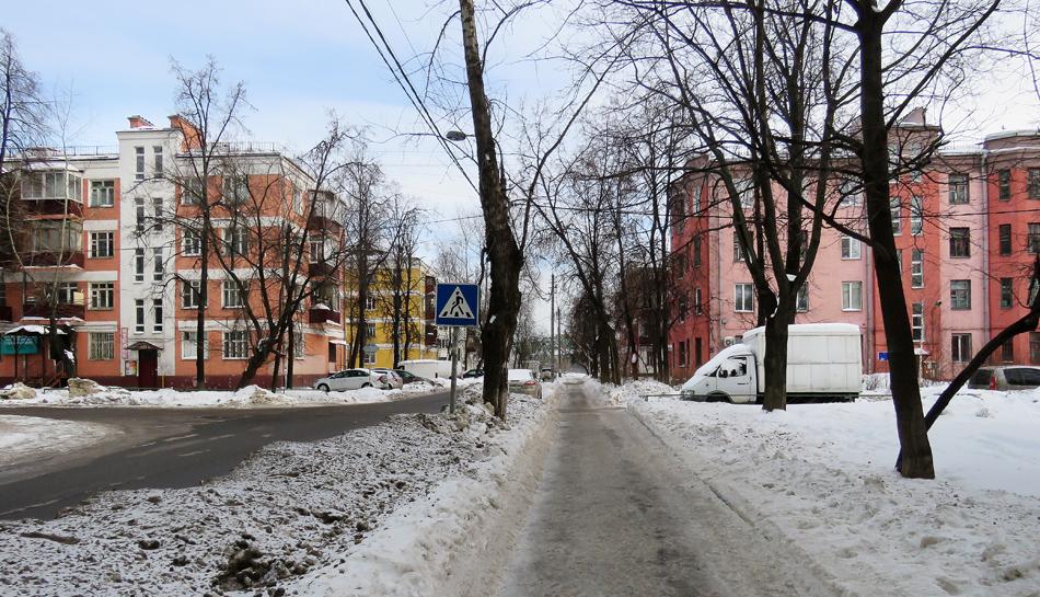 юрист по жилищным делам Севастьяновский переулок