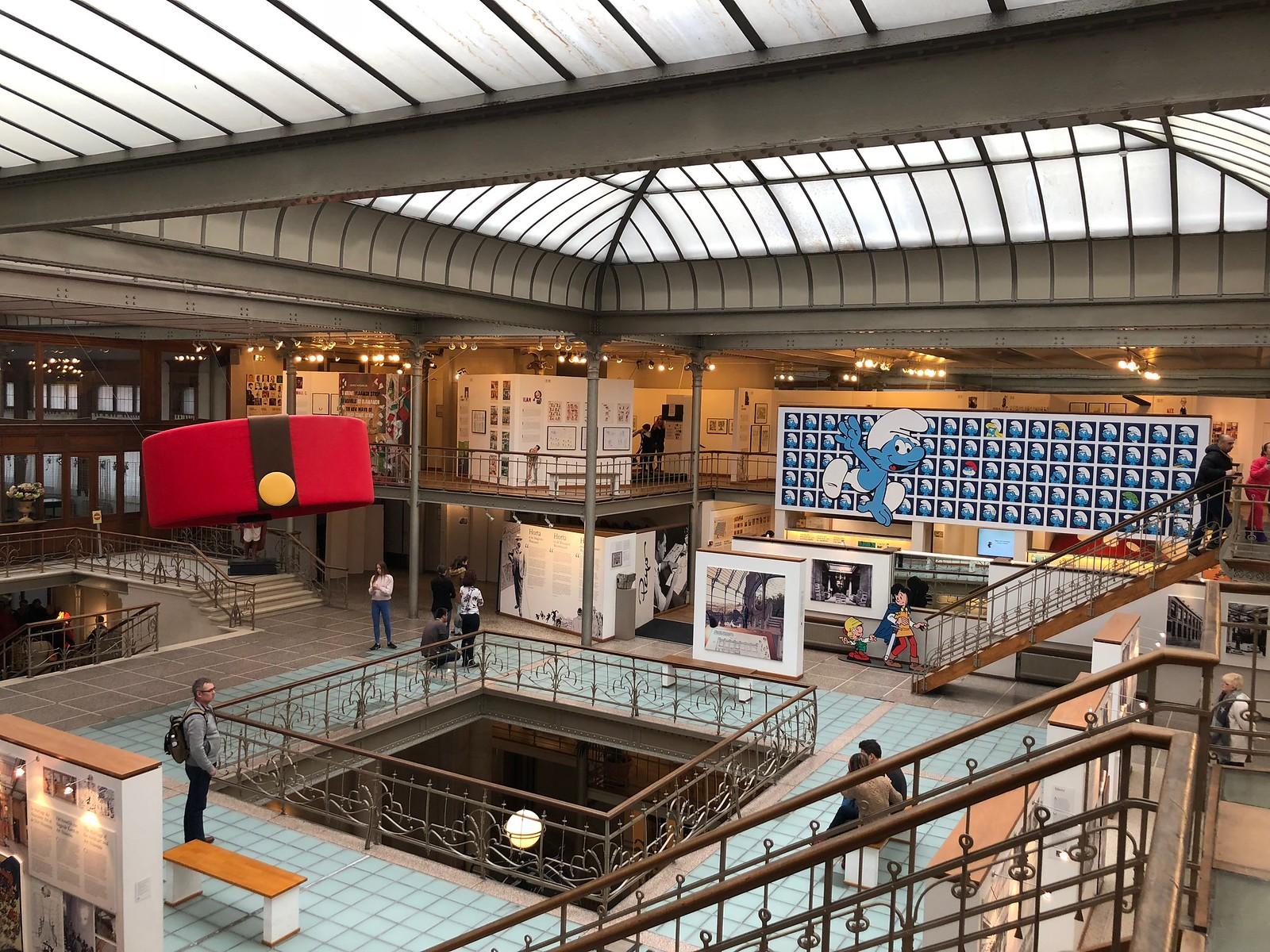 El Museo se ubica en un bonito edificio modernista