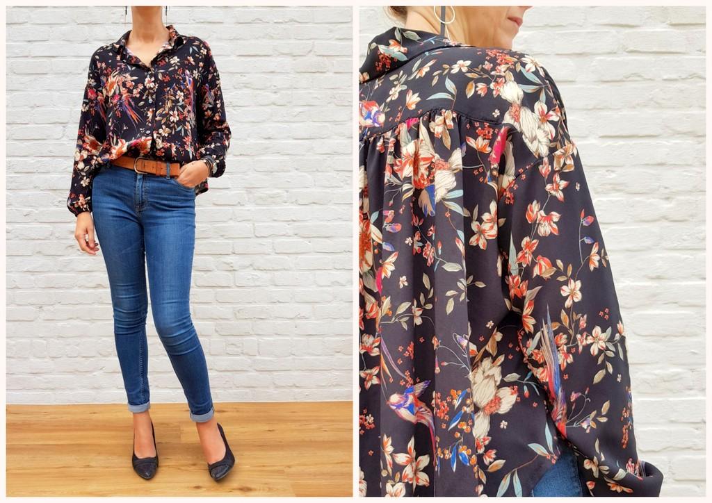 flower blouse 6