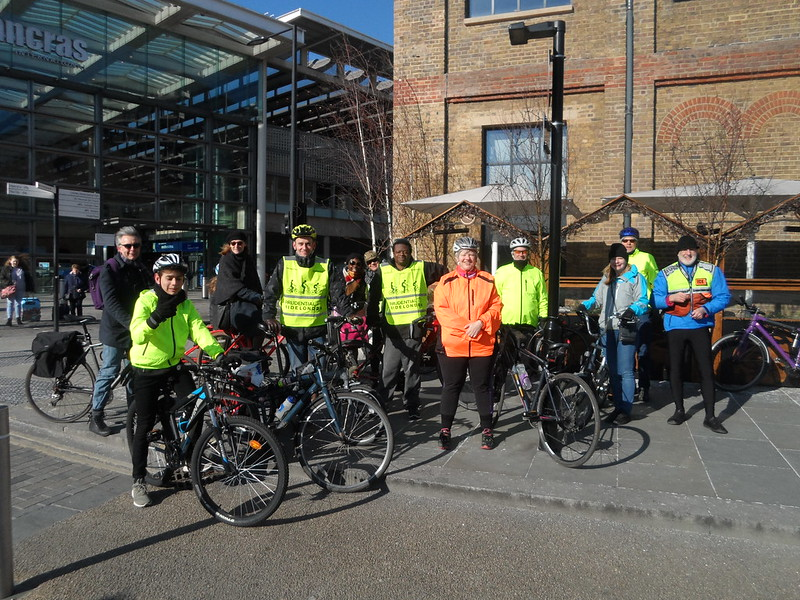 Docklands Museum Ride 05