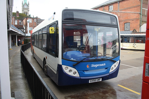 Stagecoach South 27561 GX58GNF