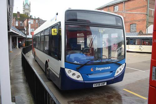 Stagecoach South 27561 GX58GNF
