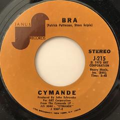 CYMANDE:BRA(LABEL SIDE-A)