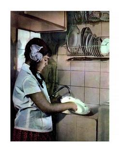 178 Посуду мою я сама