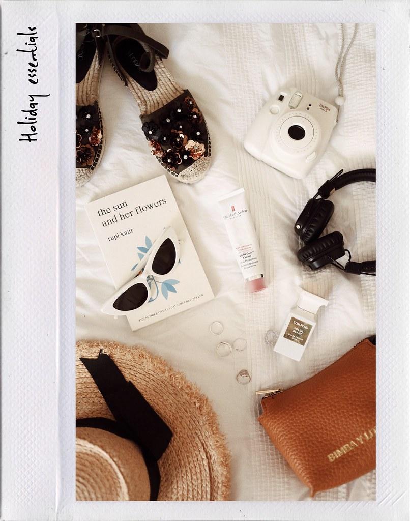 The Little Magpie Elizabeth Arden 8 hour cream Sheer Luxe London shoot