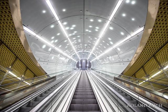 Warszawa - Metro Świętokrzyska
