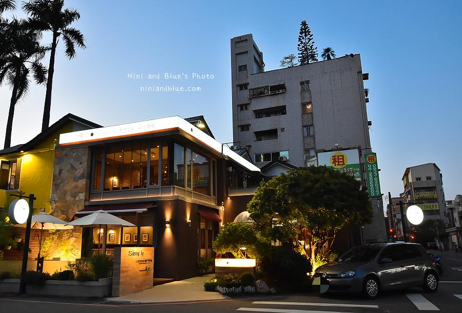 Simply 炙烤餐廳酒吧 台中高檔牛排約會餐廳01