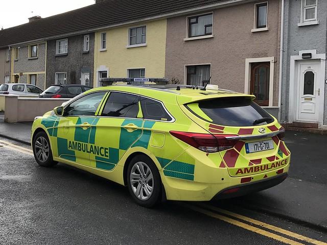 Hyundai - Emergency Services Vehicle - Ennis, Ireland