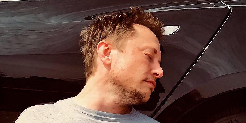 Musk et son humour : La semaine passée nous apprenions que Tesla ferait bientôt faillite
