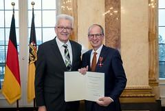 Bundesverdienstkreuz für Rainer Reichhold