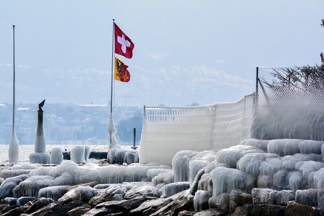 Vague de froid polaire