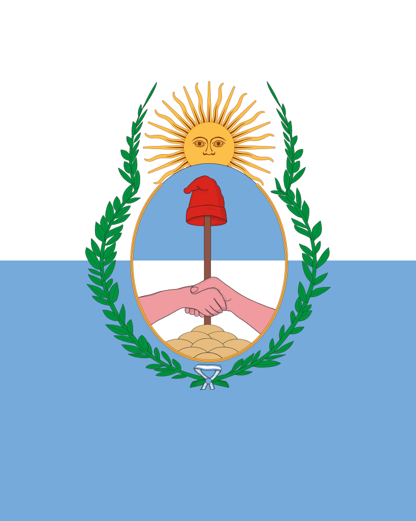 Flag of the Army of the Andes