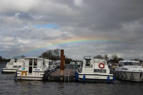 Banagher Marina - Rainbow