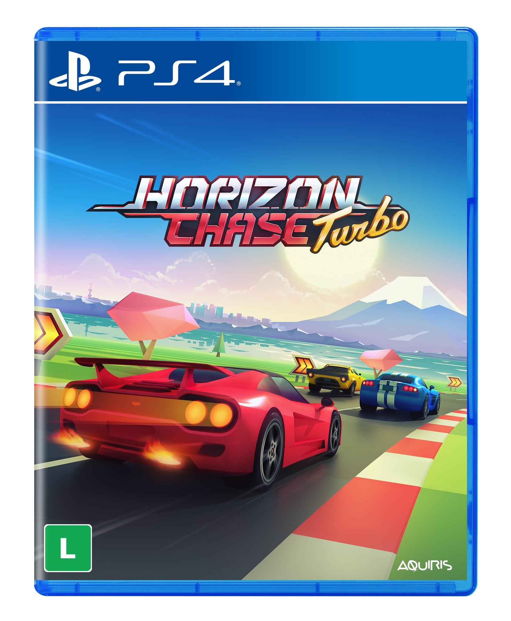 Horizon Chase Turbo Box Art