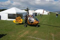 G-IRAF Rotary Air Force RAF-2000GTX-SE (PFA G 13-1278) Popham 030510
