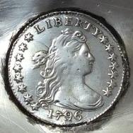 1796 ladle coin obverse