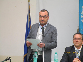 L'intervento di Gravinese al Congresso del PD
