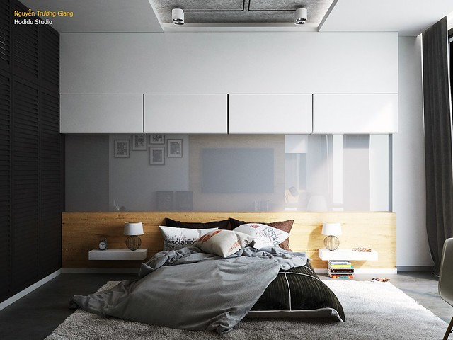 Accented Walls To Bring Your Bedroom To Life