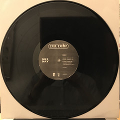 DR. DRE:DRE DAY(RECORD SIDE-A)