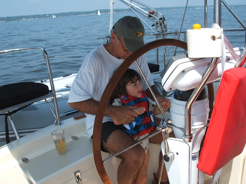 MAX WITH BUNICU AT THE HELM.
