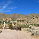 Virginia City, Nevada Panorama
