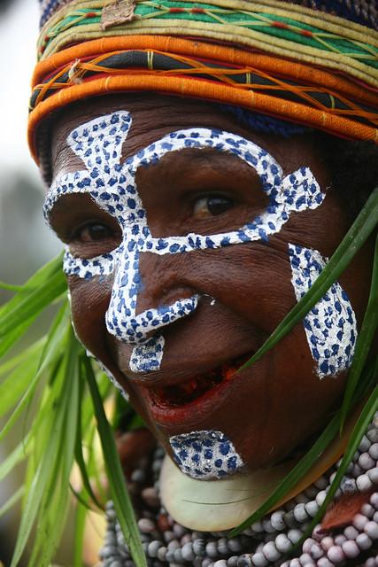Papua New Guinea - Lafforgue