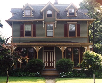 Picture from - Best exterior paint combinations model ...