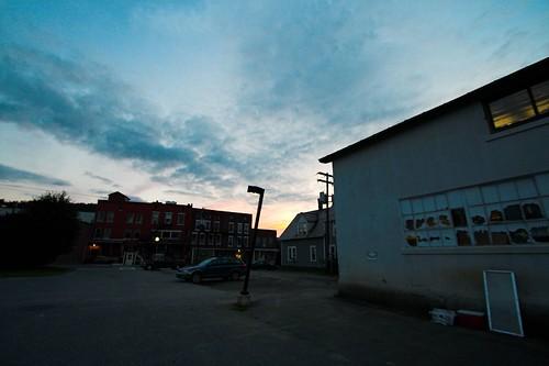 sunset vermont coop randolph
