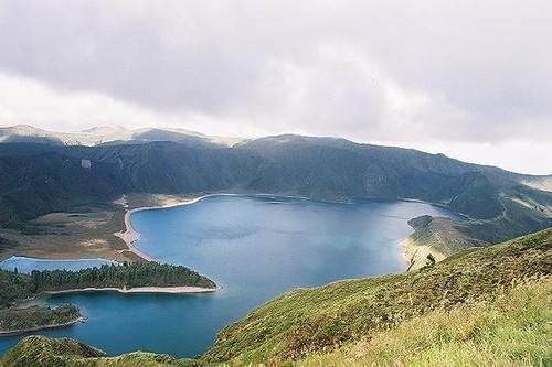 ilha açores smiguel lagoadofogo