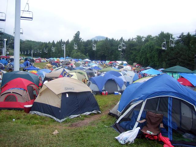 Camp Bisco V - Site - 11