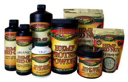 Manitoba Harvest Product Line
