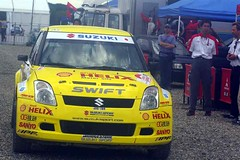 citroã«n c2(0.0), race car(1.0), auto racing(1.0), automobile(1.0), rallying(1.0), racing(1.0), vehicle(1.0), sports(1.0), suzuki swift(1.0), motorsport(1.0), rallycross(1.0), city car(1.0), land vehicle(1.0),