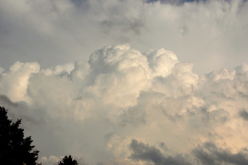 Storm clouds by Corbeau du Nord