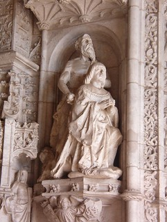 Mosteiro dos Jerónimos (pormenor)