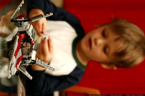lego, legos, v-wing fighter, 6205, lego 620… _MG_1048