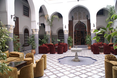 El islam reino de marruecos la frontera de africa - Casas marroquies ...