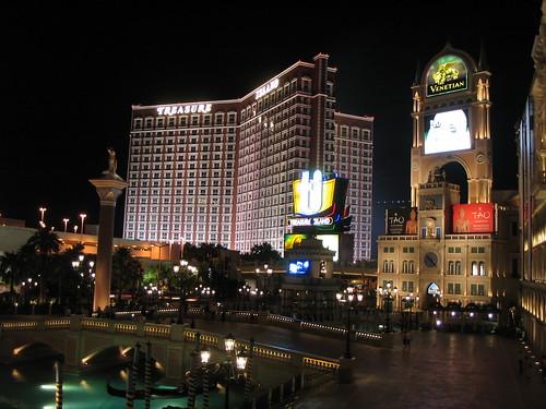 Treasure Island Hotel and Casino, Las Vegas Strip, Las Vegas, Nevada