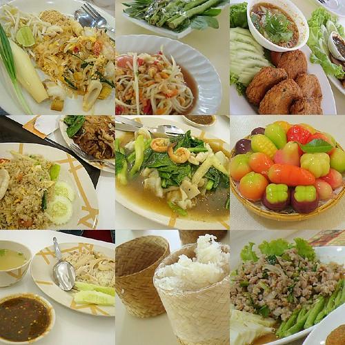 Тайская кухня - это огромный 'котел', в который попали гастрономические...