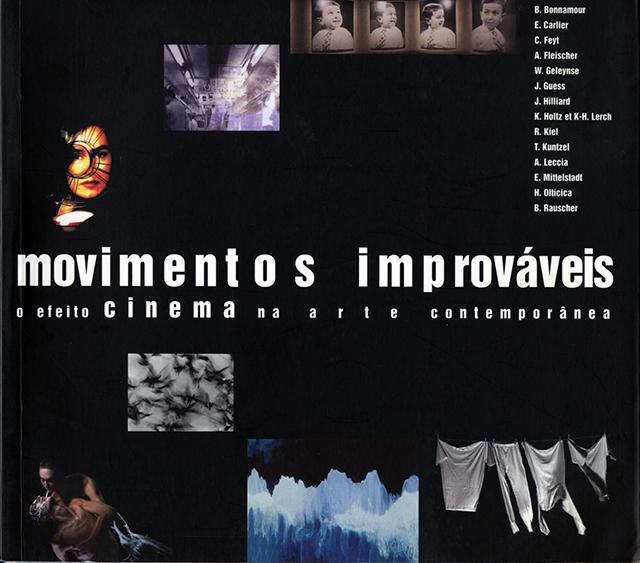 Catalogue Movimentos Improvaveis - Philippe Dubois