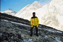 adventure(0.0), walking(0.0), sports(0.0), backpacking(0.0), summit(0.0), extreme sport(0.0), climbing(0.0), hiking(0.0), mountain(1.0), winter(1.0), snow(1.0), mountaineering(1.0), mountain range(1.0), geology(1.0), ridge(1.0), mountain guide(1.0), wilderness(1.0), mountainous landforms(1.0),