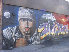 The world 39 s best photos of bigpun and bronx flickr hive mind for Big pun mural bronx