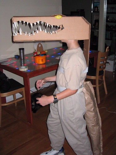 Awesome DIY costume
