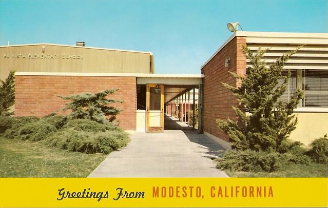 El Vista Elementary School 1950s Flickr Photo Sharing