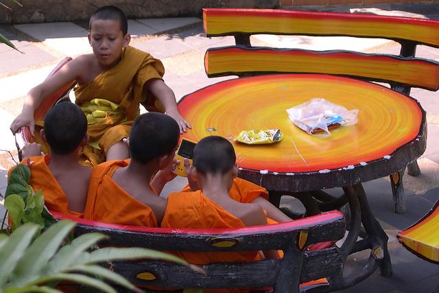 Game Boy monks