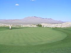 Las Vegas Paiute Golf Resort, Wolf Golf Course, Las Vegas, Nevada